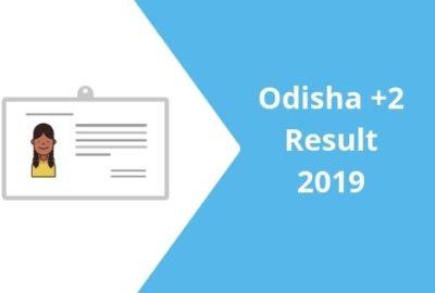 Chse odisha result