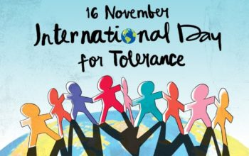 International Day for Tolerance and Peace