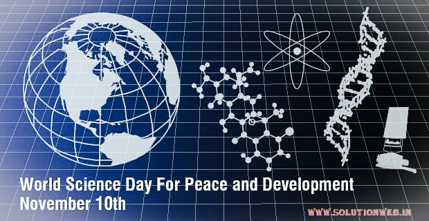 International Week of Science and Peace 2017-18 | 9th to 14th Nov.|