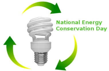 World Energy Conservation Day 2018