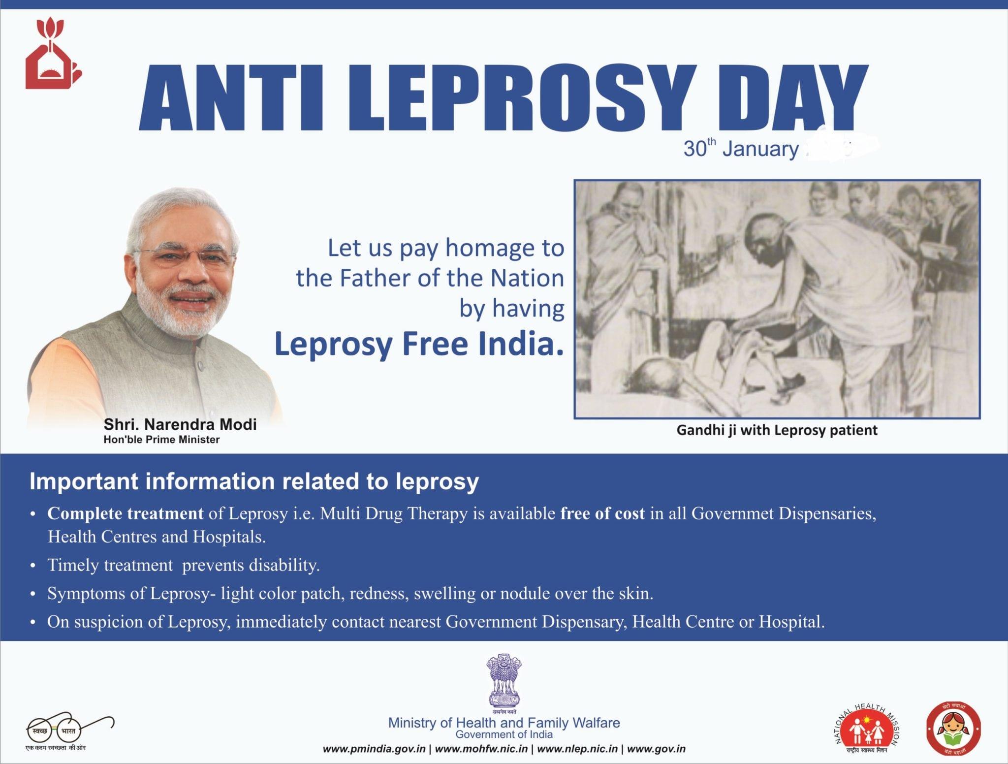 Anti Leprosy Day