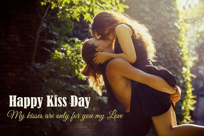 Happy Kiss Day Hd Quotes 2018 Images Messages Wishes Wallpapers
