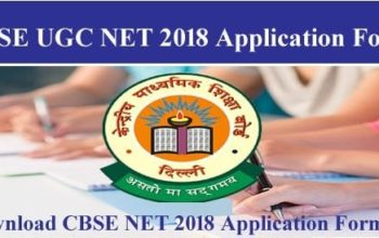 cbse ugc net 2018