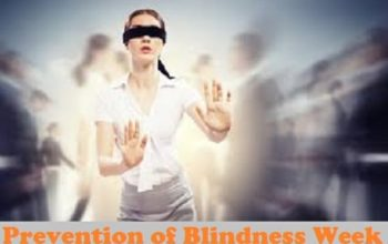 Prevention of Blindness Week