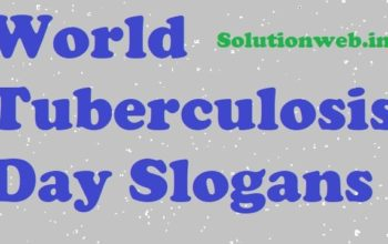 World Tuberculosis Day Slogans