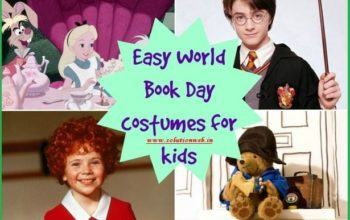 World Book Day Costume Ideas