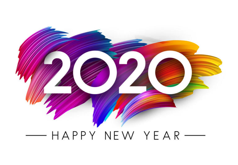 Happy New Year Inspirational Quotes Wishes Greetings 2020