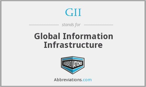 Internet as Global Information Infrastructure