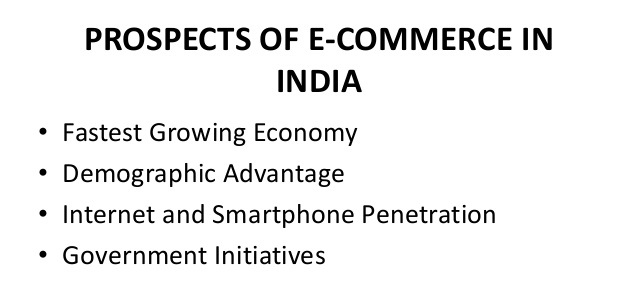 prospects of e-commerce