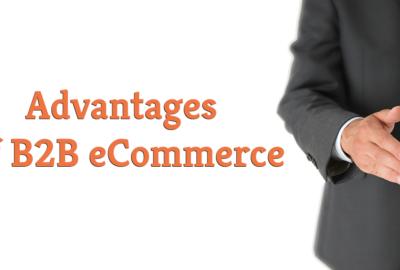 Advantages of B2B E-commerce