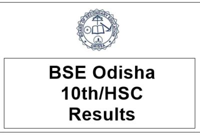 Bse odisha result 2019