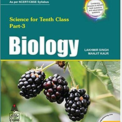 Science for Tenth Class Part3 Biology