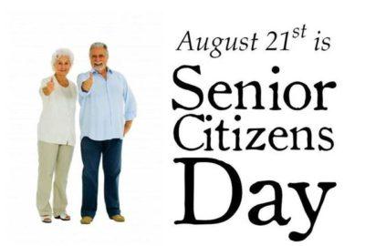 Image result for senior citizens day 2019