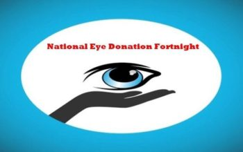 National Eye Donation Fortnight Day