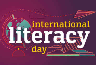 world International Literacy Day