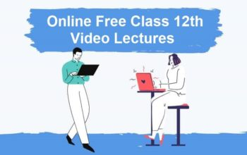 CBSE Class 12 Video Lectures